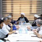 العتبة العلوية تناقش مع وفد إتحاد الروابط والتجمعات القرآنية مشاريعها القرآنية في زيارة الأربعين