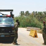 شرطة كربلاء تنفّذ عمليات استباقية استعداداً لزيارة العاشر من المحرم (صور)