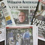 تبييض للإرهاب .. انتقادات للإعلام الغربي على طريقته في تغطية مجزرة المسجدين