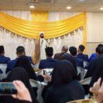 مؤسسة المعصومين الأربعة عشر تقيم احتفالية لتخرّج مجموعة من طلبة جامعة بابل