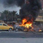 انفجار عبوة ناسفة قرب احد المنازل بمدينة الصدر شرقي بغداد