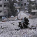 استشهاد 3 أطفال جراء اعتداء إرهابي بالقذائف على مدينة السقيلبية في سوريا