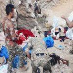 العراق: مقتل 3 ارهابيين وتدمير 10 مضافات لداعش الإرهابي في سلسلة جبال حمرين