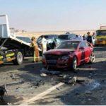 وفاة 360 شخصا بالعراق في حوادث على طريق العظيم-الخالص في 4 أشهر فقط
