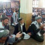 إحياء يوم البقيع العالمي في مكتب سماحة المرجع الشيرازي في أفغانستان