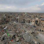 الأمم المتحدة : 70% من المخلفات الحربية لاتزال تحت الأنقاض في المحافظات العراقية المحررة
