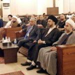ممثل المرجع الشيرازي يشارك في احياء ذكرى استشهاد المرجع الراحل السيد محمد الصدر في لبنان