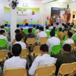 إقامة المسابقة الحادية عشرة الخاصة بالحفظ لطلبة مركز القرآن الكريم في العتبة العلوية المقدسة