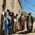 مكتب المرجع الشيرازي يتفقّد عدد من المدارس الدينية العلمية في مدينة باميان الافغانية