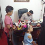 حملة انسانية تطلقها مؤسسة مصباح الحسين بمناسبة عيد الغدير للايتام في كربلاء المقدسة