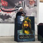 مشاركة وكيل المرجعية الشيرازية في العزاء الحسيني لمركز ياقوت الثقافي الإسلامي في بيروت