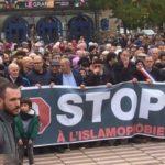 25 ألف شخص يشاركون في مسيرة مناهضة للإسلاموفوبيا في باريس