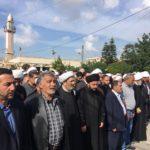 تشييع جثمان العلامة الشيخ محسن الفقيه في لبنان