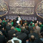 ابرز ما جاء في كلمة سماحة المرجع الشيرازي بجموع رؤوساء وأعضاء المواكب الحسينية من كربلاء المقدّسة