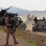 استشهاد جندي بهجوم شنه داعش الارهابي شمال شرق ديالى