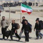 إيران تعلن عن استئناف ايفاد قوافل الزوار برا للعتبات المقدسة في العراق عبر منفذ مهران