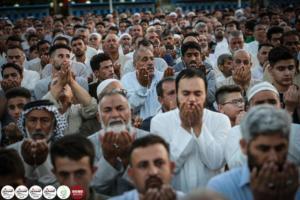 صلاة العيد الاضحى